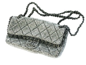Crystal Chanel bag - after