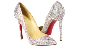 The Pigalle and Crystal Heels: A Match Made In Shoe Heaven
