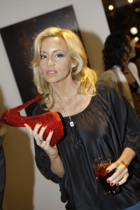 Camille Grammer Crystal Shoes by CrystalHeels