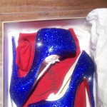 Christian Louboutin Daffodile Crystal Shoes