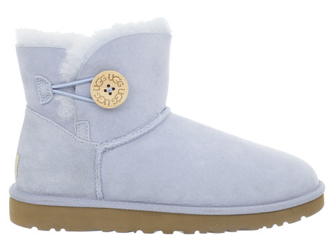 Before picture of UGG mini bailey · Blue ...